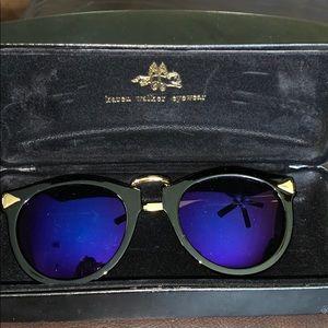Karen walker eye sunglasses new In box